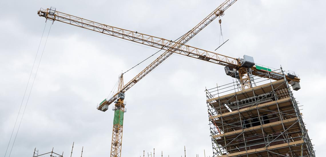 Baustellenkamera zur Baudokumentation